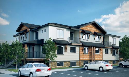 12 Plex building exterior