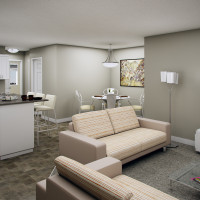 12 Plex Main Floor Unit