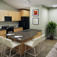 14 Plex Upper Floor Corner