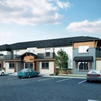 14 Plex building exterior